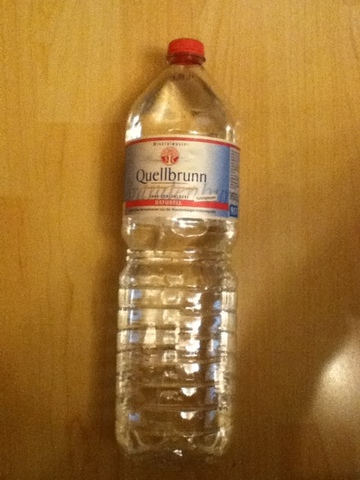 Quellbrunn Naturell 1,5 l PET
