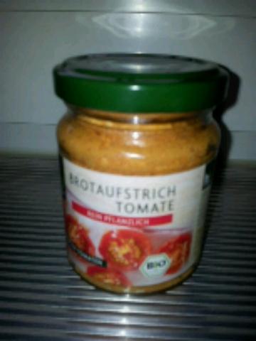 Biozentrale Brotaufstrich Tomate