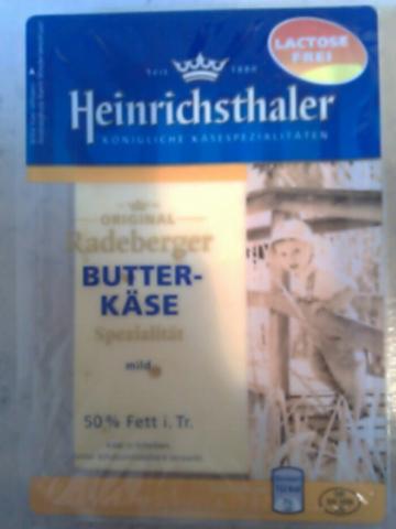 Heinrichsthaler Butterkäse