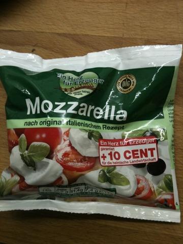 Ein Herz für Erzeuger Mozzarella 200 g