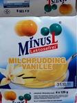 MinusL Milchpudding Vanille  4er