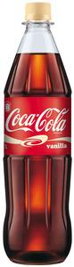 Coca-Cola Vanilla 1,0 l PET MW