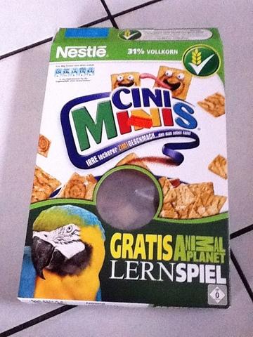 Cini Minis Nestle