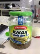 Hengstenberg Knax Polnische Art 720 ml