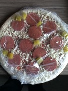 Dr. Oetker Die Ofenfrische Pepperoni-Salami 400 g
