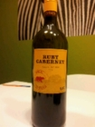 Ruby Cabernet Wine of California