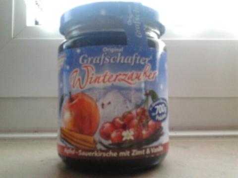 Grafschafter Winterzauber Apfel-Sauerkirsche 320g