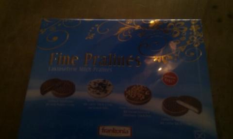 Frankonia Fine Pralinés