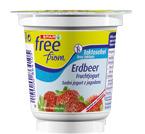 SPAR free from Fruchtjogurt Erdbeer - 3,6 % Fett, 150 g