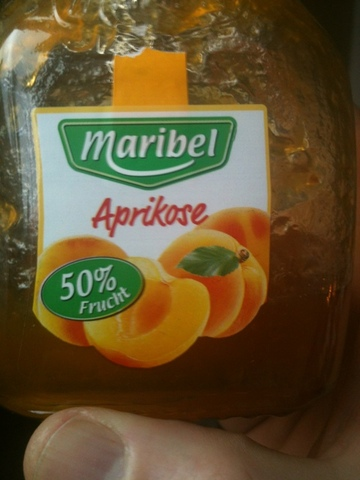 Maribel Aprikose 450 g
