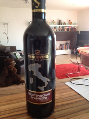 Vescovino Italia 750 ml