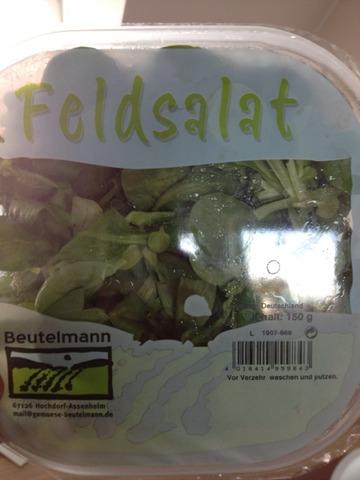 Pfalzmarkt Deutscher Feldsalat 150 g