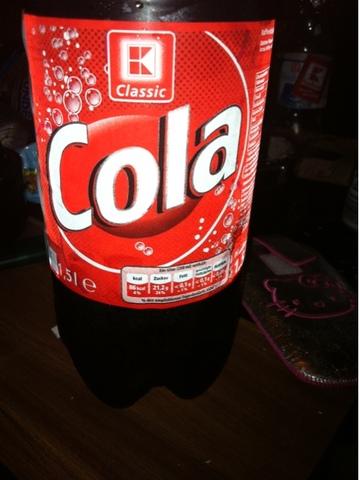 K-Classic Cola 1,5 l
