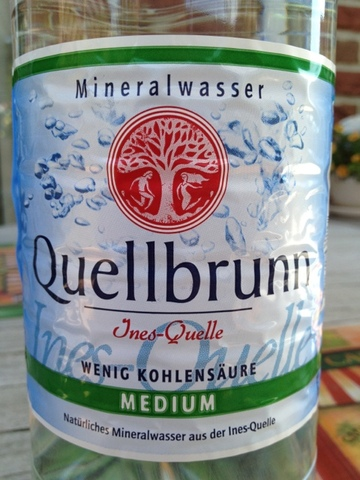 Quellbrunn Medium 1,5 l PET