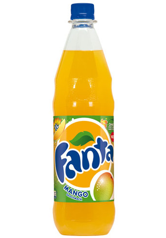Fanta Mango 1,5 l PET EW