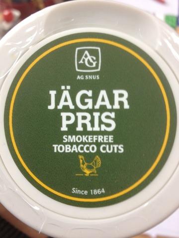 Jägar Pris Smokefree Tobacco Cuts 16 g