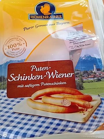 Putepur-Schinken-Wiener