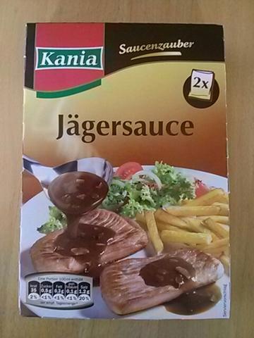 Kania Jägersauce 2x27g