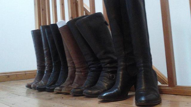 Hornbach Gartenmobel Abdeckhaube : Stiefelformer selbst gemacht
