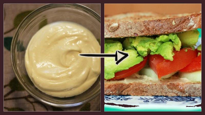 mayo und avocado