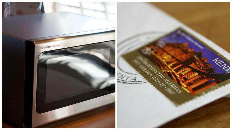 so bekommst du eine aufgeklebte briefmarke wieder ab. Black Bedroom Furniture Sets. Home Design Ideas