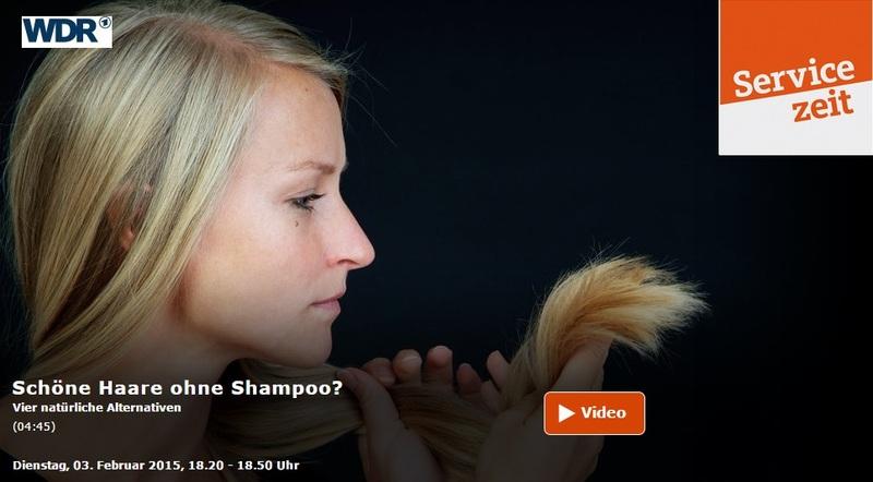 Natürliche Shampoos
