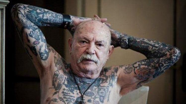 Endlich wissen wir es! So sehen Tattoos aus, wenn man alt wird! Johnny Manziel Rich