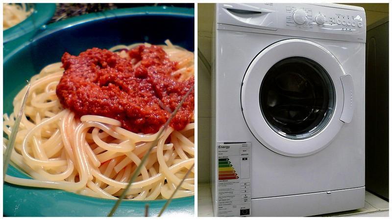 Leckere und schnelle gerichte f r die waschmaschine for Leckere schnellgerichte