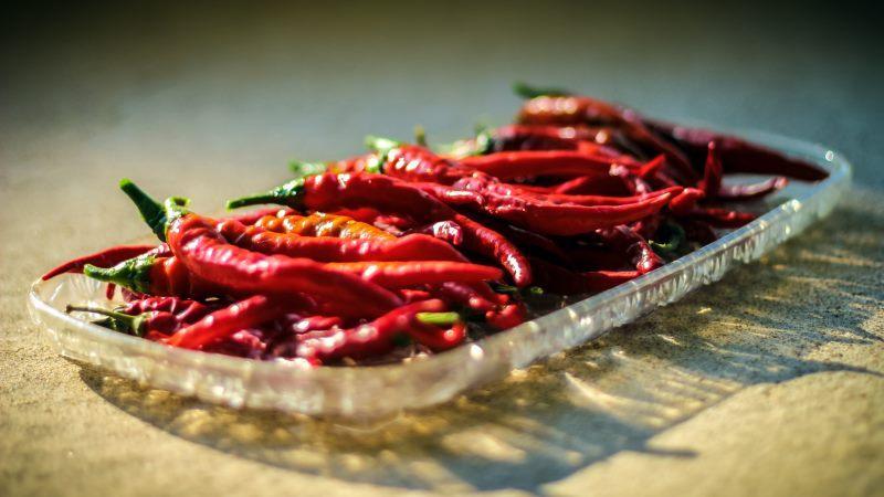 chili cayenne pfeffer