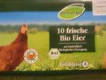 zum Produkt 10 frische Bio Eier
