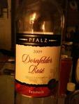 zum Produkt Dornfelder Rosé Feinherb