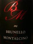 Rotwein Brunello di Montalcino DOCG