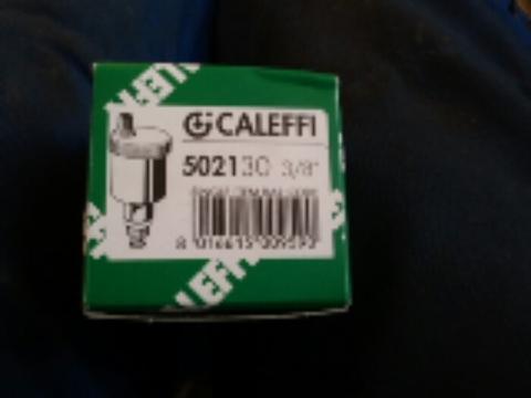 """Sparpaket  2 Stück  Automatischer Schnellentlüfter 3/8"""" selbstdichtend mit automatischem Absperrventil. 8016615009590"""