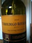 Italienische Weine Rot