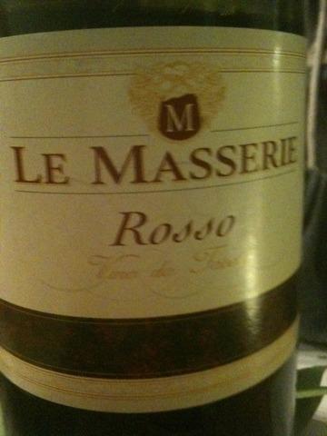 Le Masserie Rosso 8005228010017