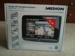 Medion Design GPS Navigationssystem