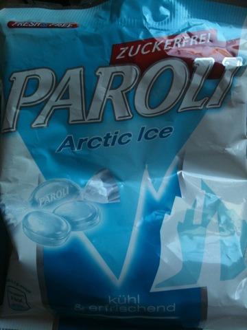 Paroli zuckerfreie Bonbons Artic Eis 22135841
