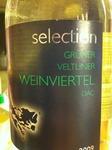 Weißwein Grüner Veltliner Weinviertel DAC Österreich