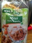 zum Produkt Rewe Bio Hafercrunchy