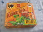 Grafensteiner Halbbitterlikör Kräuter 4 Stk