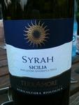 zum Produkt Syrah di Sicilia IGT TerrAmore Bio