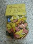 Papillon Pasta aus Hartweizengries