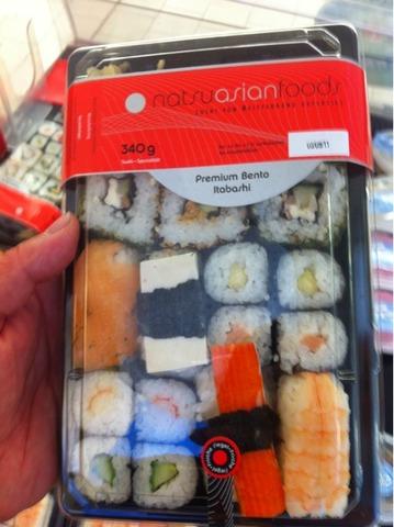 Natsu -- bij-voorgerecht sushi rijst oosterse landen berei 4045851003011