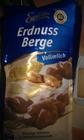 Erdnussberge in Vollmilchschokolade
