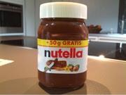 Nutella Nuss-Nougat-Creme 450g+50g 500 gr