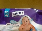 Cien Baby-Feuchttücher sensitiv