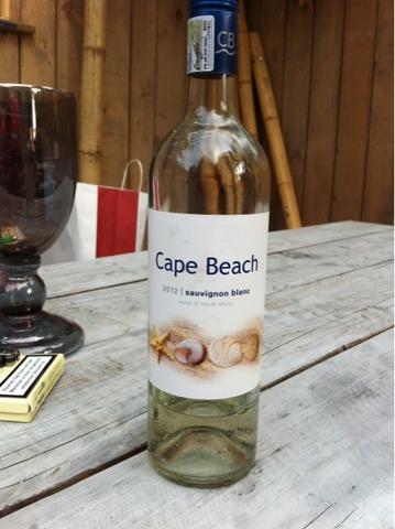 Cape Beach 2012er Cape Beach Sauvignon Blanc 0. 4260048310356
