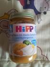 zum Produkt Mini-Pasta mit Alaska Seelachsfilet und Buttergemüse