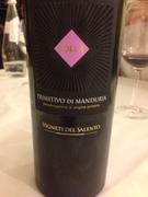 ZOLLA Primitivo di Manduria DOP  6 x 0,75l  - 14,5 %Vol.