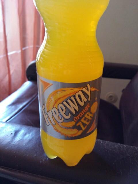 zum Produkt Freeway Orange Zero 1500 ml